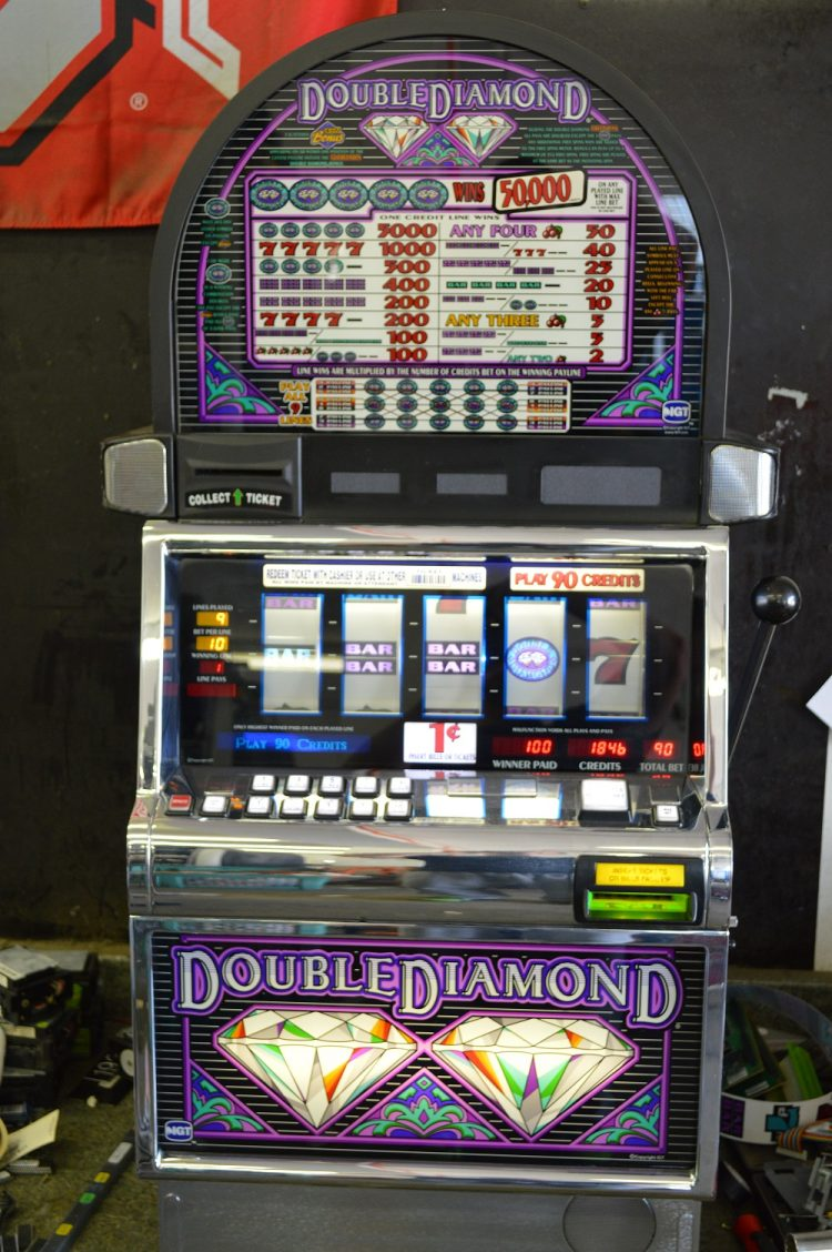 Come hackerare slot machine