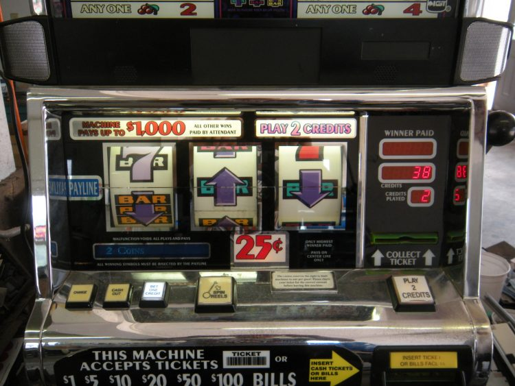 Slot machine 3x 4x 5x