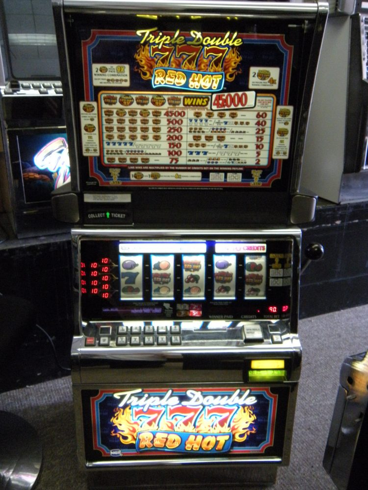 Triple 7 slot machine cheats