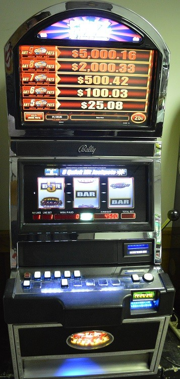Companies that manufacture slot machines casino horseshoe hotel tunica