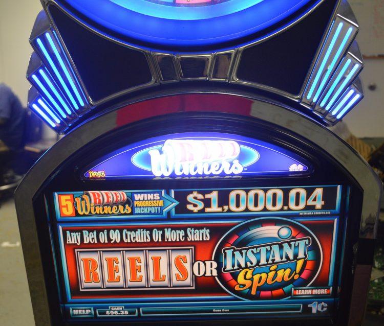 ballys slot machine