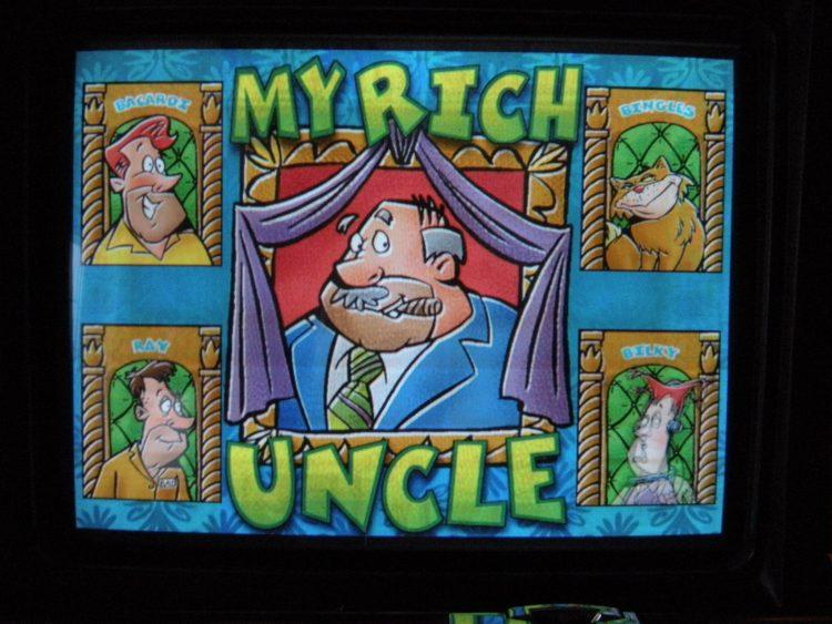 My Rich Uncle 1