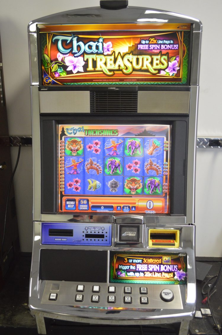 WMS Slots - Play WMS Slot Machines Online for Free