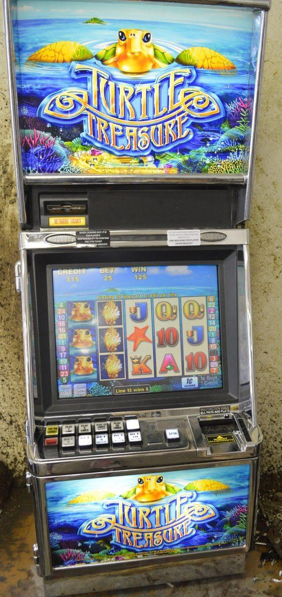 turtle treasure slots