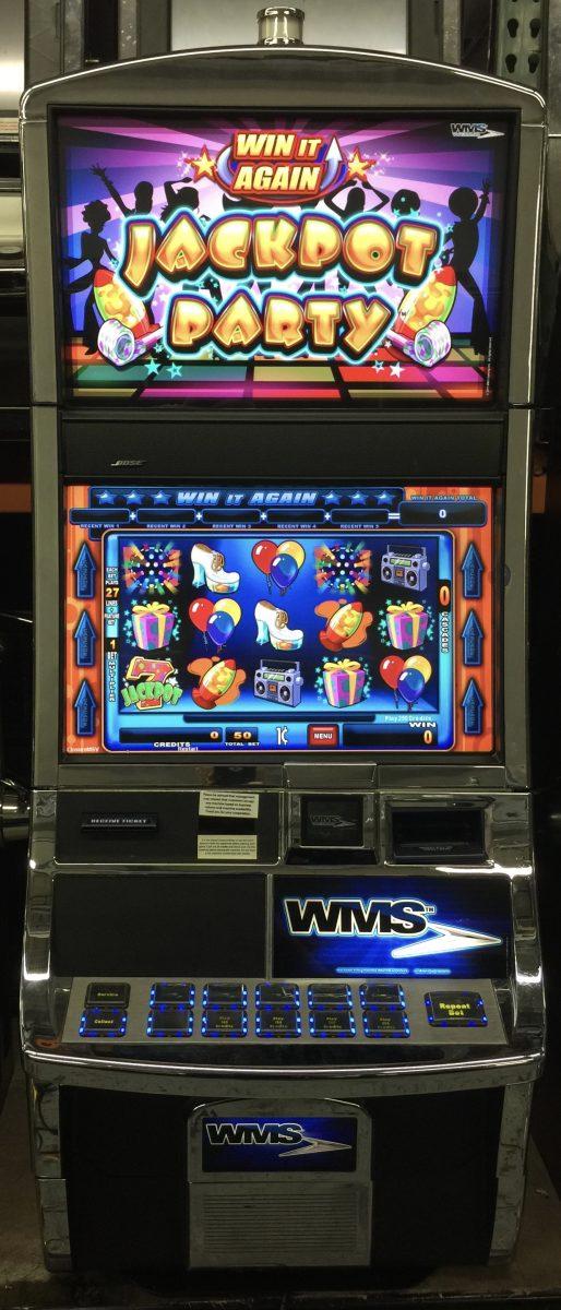 Williams Slot Games