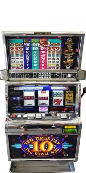 10x Pay slot machine