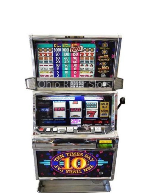 10x Pay slot machine