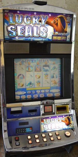 Lucky Seals slot machine