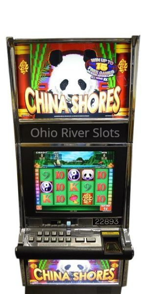 China Shores slot machine