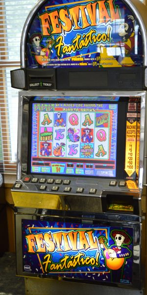 Festival Fantastico slot machine