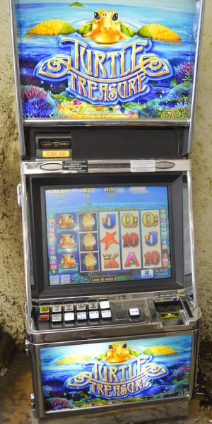 Turtle Treasure slot machine