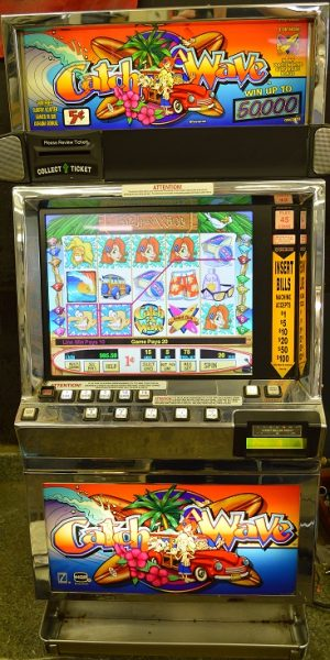 Catch a Wave slot machine