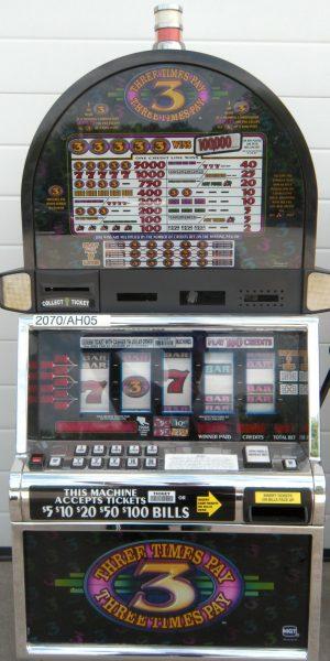 3x Pay slot machine