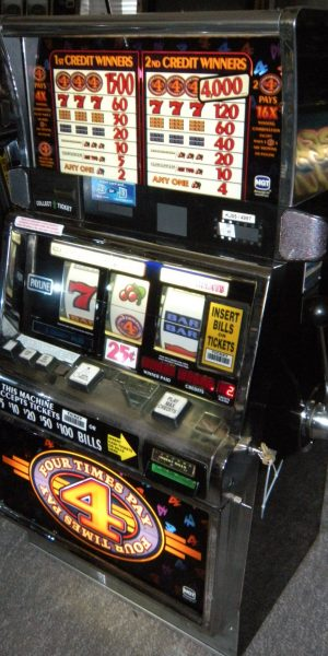 4x Pay slot machine