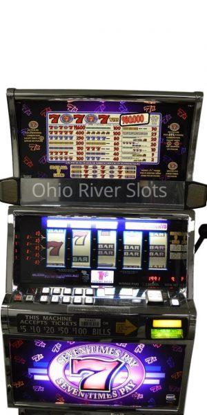 7x Pay slot machine