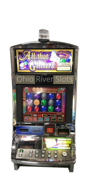 All That Glitters slot machine