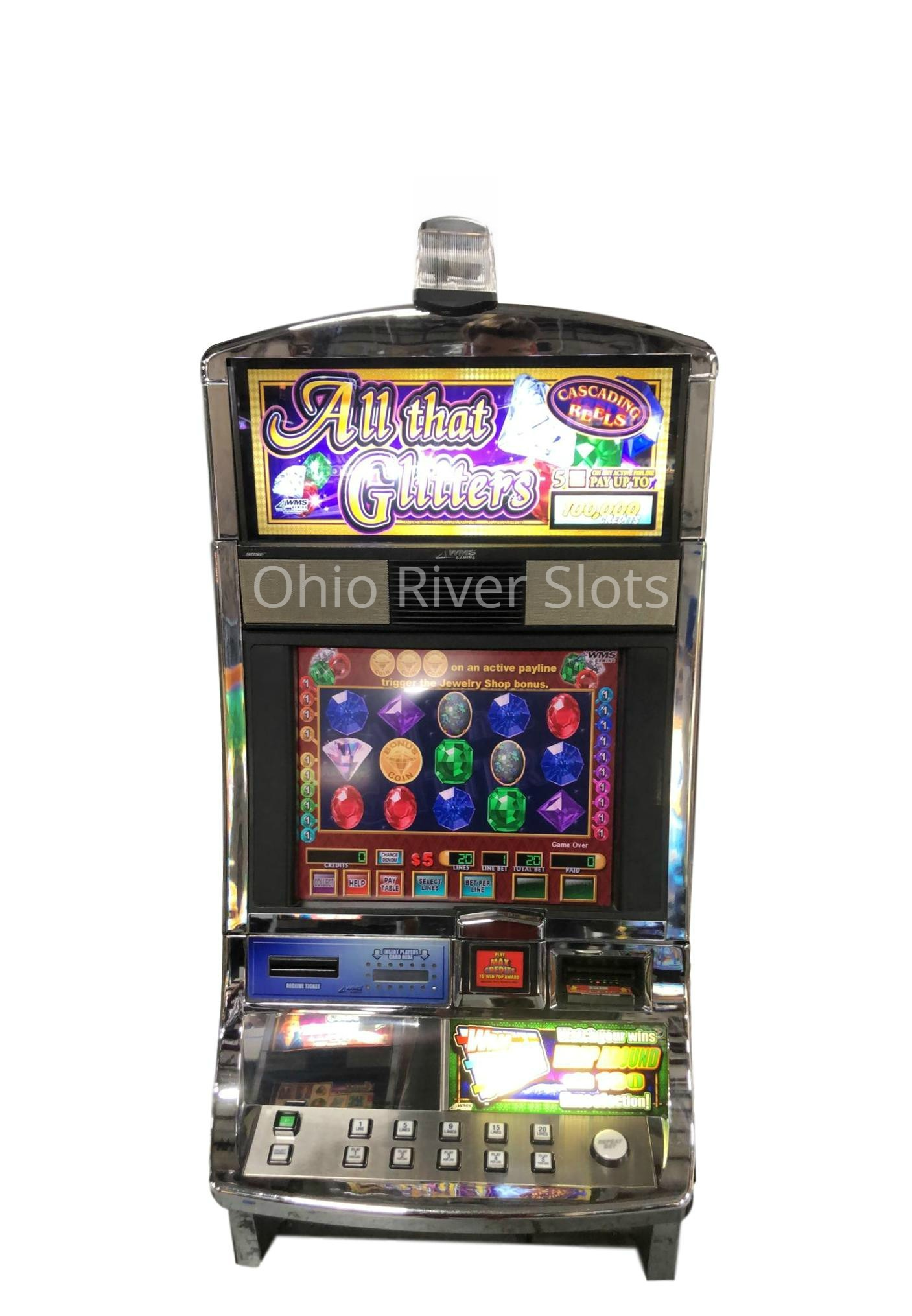 Ainsworth Slot Machines For Sale