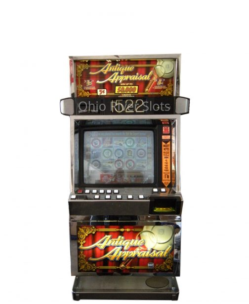 Antique Appraisal slot machine