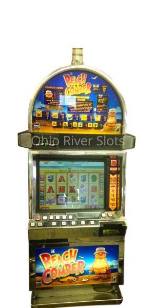 Beach Comber slot machine