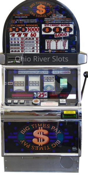 Big Times Pay slot machine