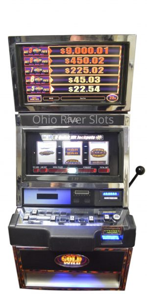 Black Gold Wild slot machine