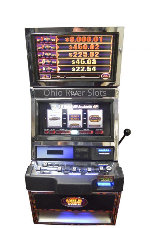 Black Gold Wild slot machine