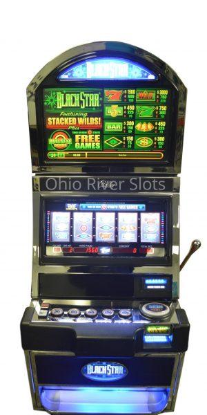 Blackstar slot machine