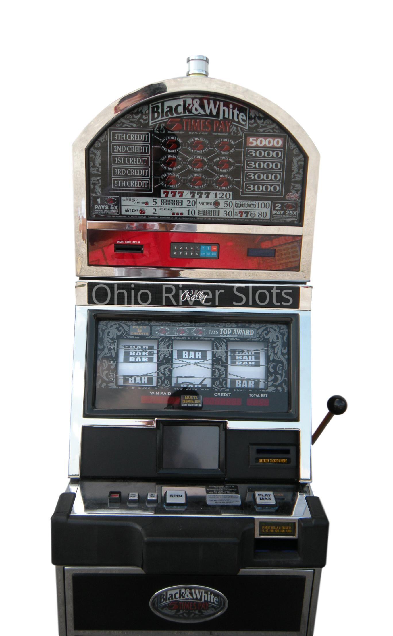 Slot Machine Lines