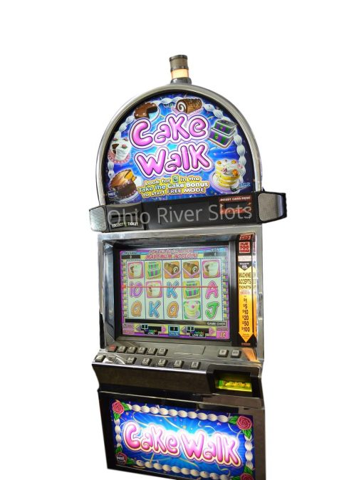 Cake Walk slot machine