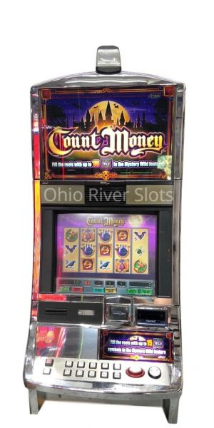 Count Money slot machine
