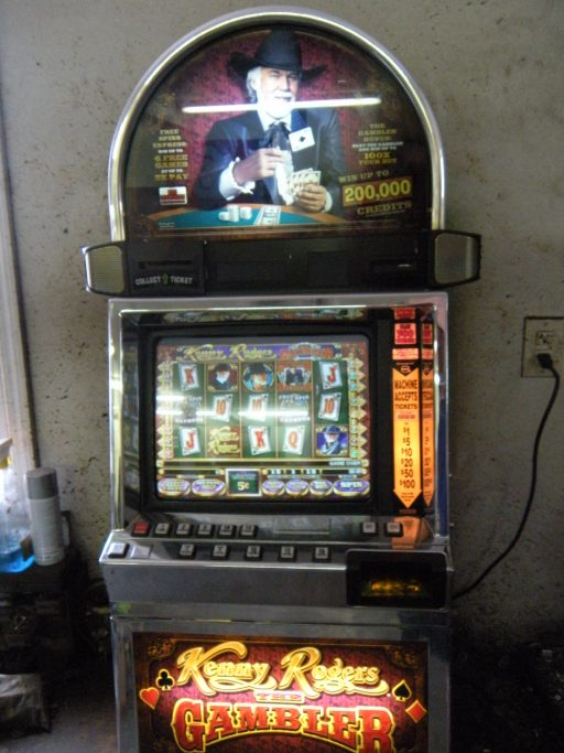 Gambler Slot Machine