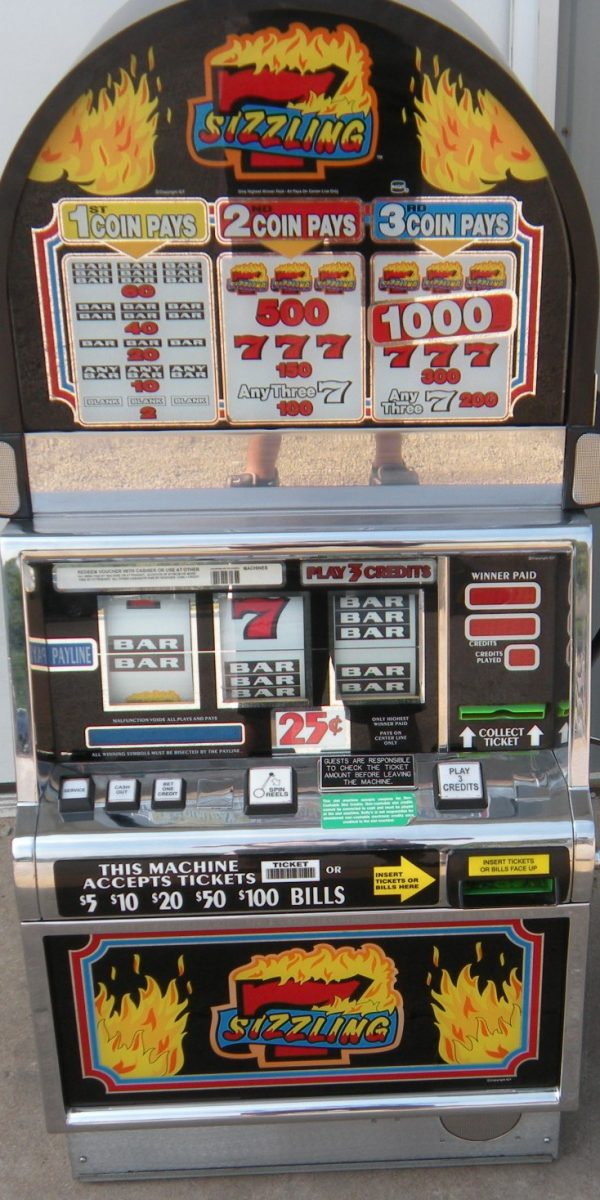 Slot machine can you win