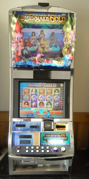 Mermaid's Gold slot machine