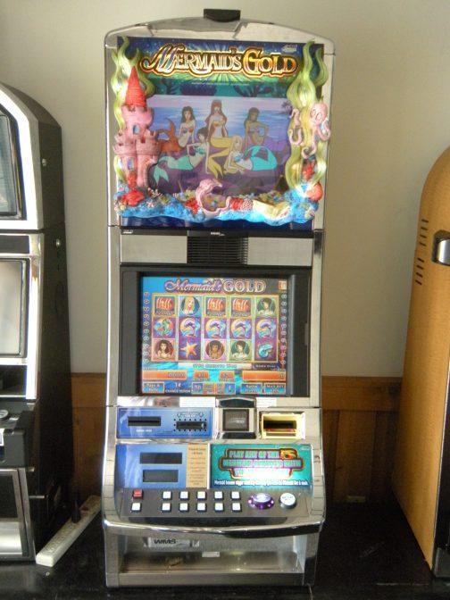 Mermaid's Gold slot machine