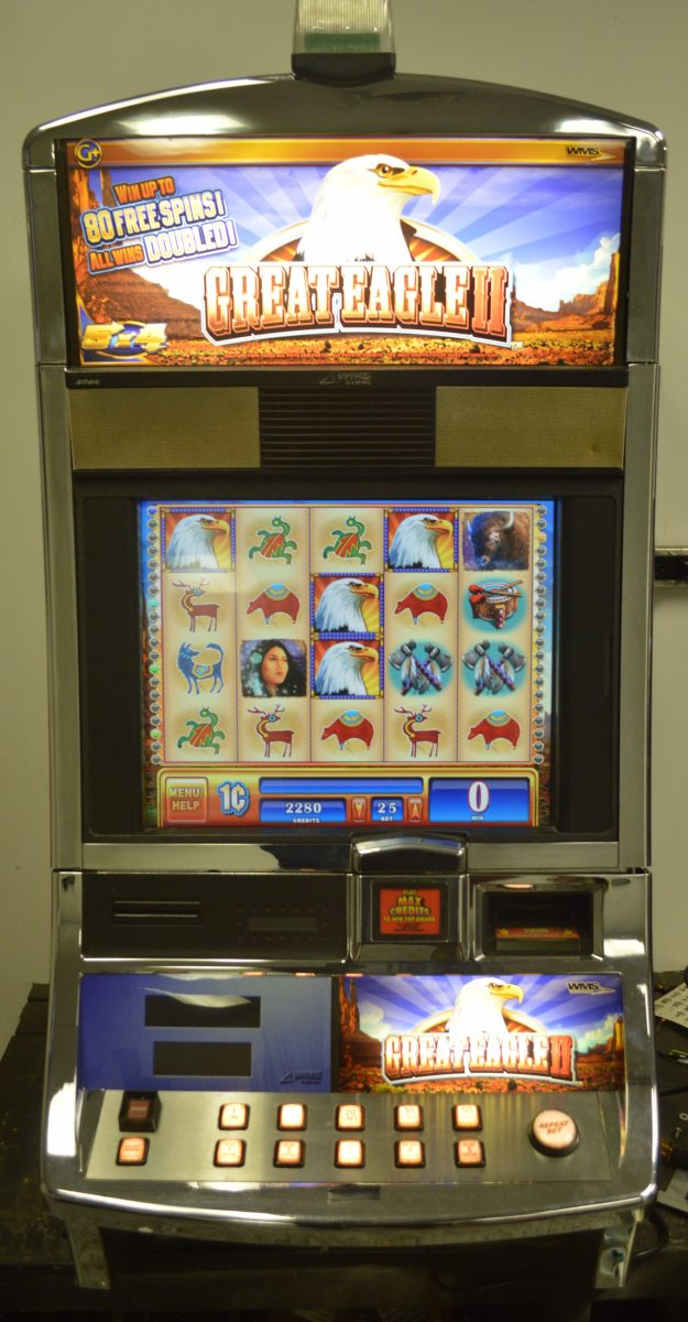 Eagle Slot Machine