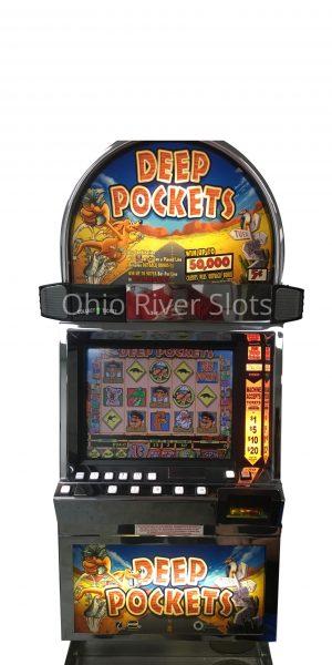 Deep Pockets slot machine