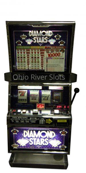 Diamond Stars slot machine