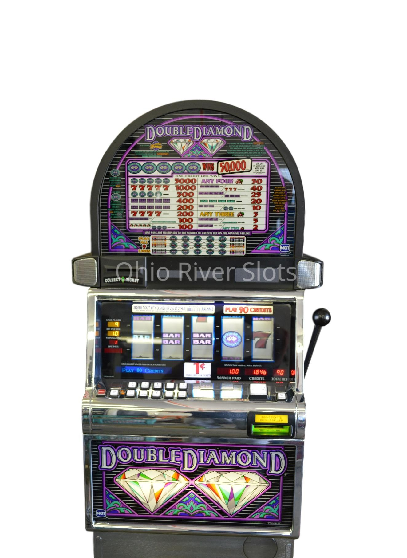 Double Diamond Free Spins