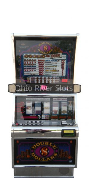 Double Dollars slot machine