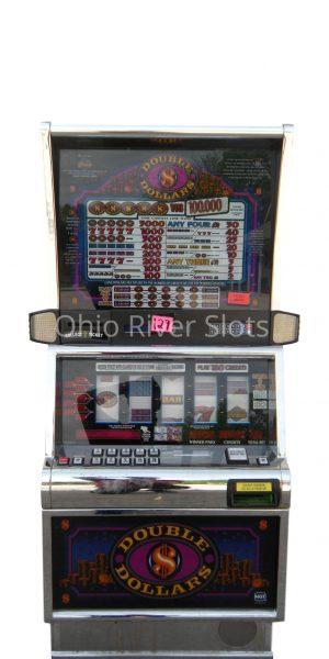 Double Dollars slot machine