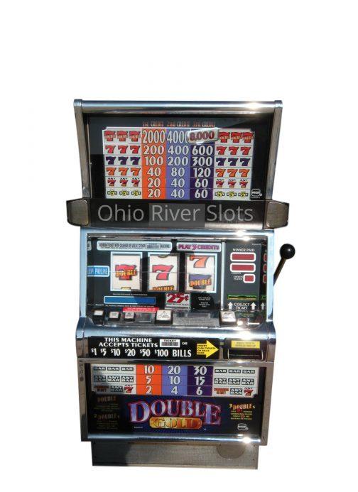 Double Gold slot machine