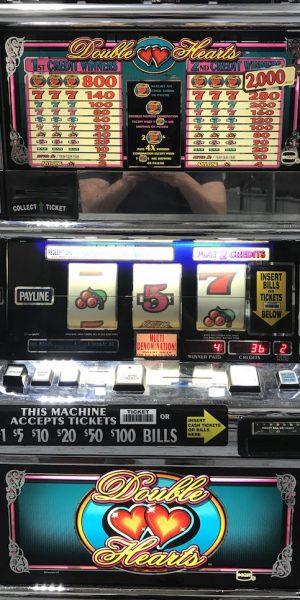 Double Hearts slot machine