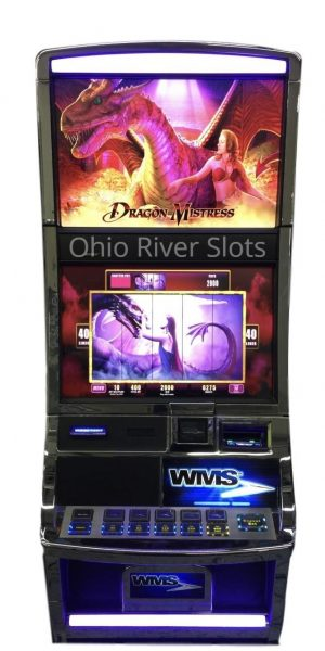 Dragon Mistress slot machine
