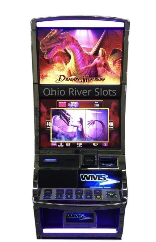 Dragon Mistress slot machine