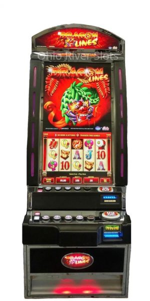 Dragon Lines slot machine