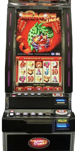 Dragon Lines slot machines