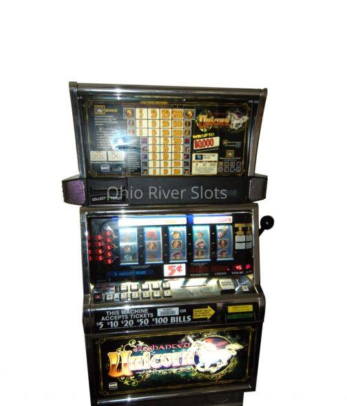Enchanted Unicorn slot machine