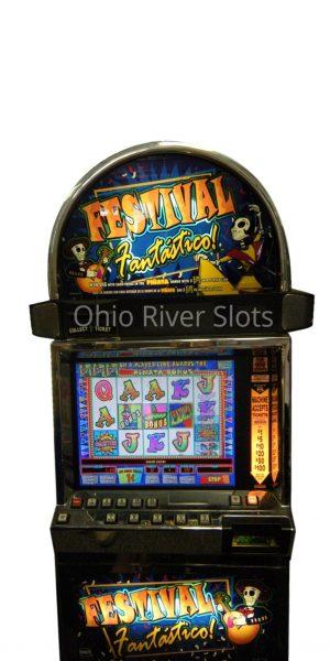 Festival Fantastico slot machine