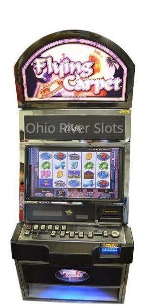 Flying Carpet slot machine