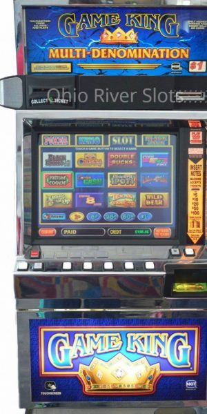 Game King 6.0 slot machine